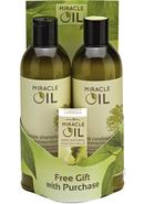 Miracle Oil Holiday Gift Set 3pc