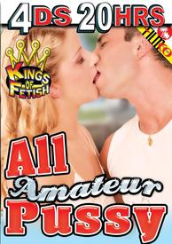 20hr All Amatuer Pussy {4 Disc}
